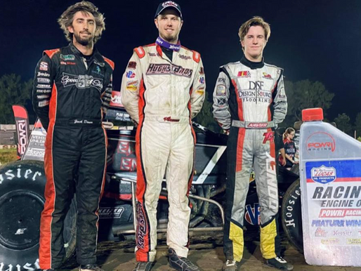 Kory Schudy Shines in POWRi WAR Thunder in the Valley