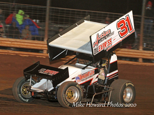 10-25-2020 winners from Red Dirt Raceway by Mike Howard