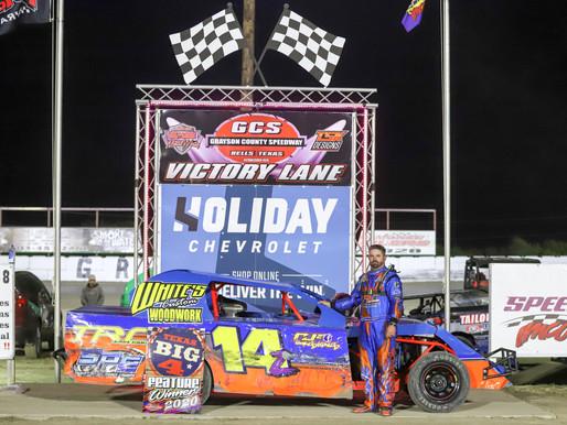 Grayson County Speedway             by Debra Hix