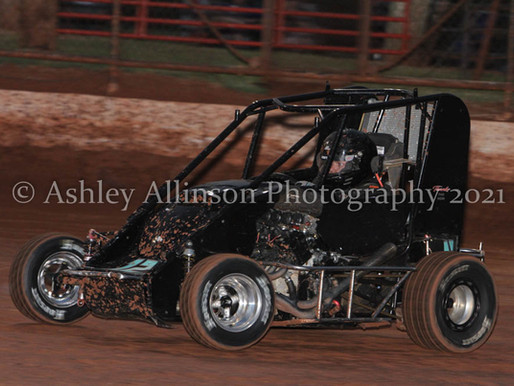 Red Dirt Raceway winners - by Ashley Allinson