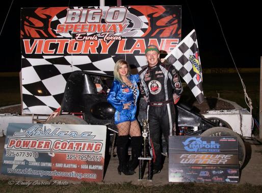 Kyle Jones Wins 2020 ASCS Elite Non-Wing Finale At Big O Speedway