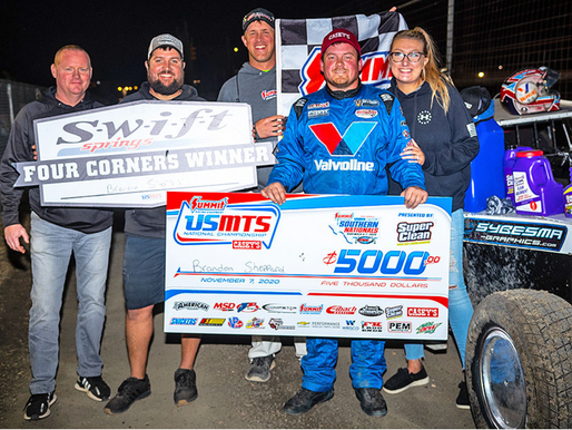 USMTS Summit Southern Nationals finale belongs to Sheppard