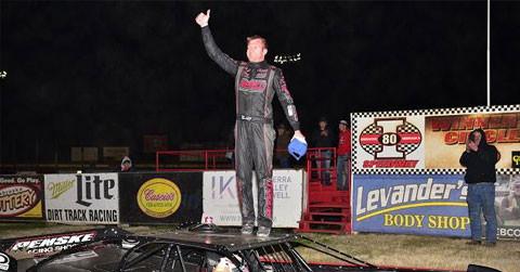 "Tony Jackson Jr. Scores MLRA ""Tuesday Tickler"" Win at I-80 Speedway"