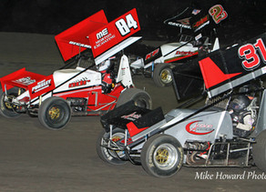 AmeriFlex / OCRS back in action this Saturday at Salina Highbanks Speedway