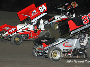 AmeriFlex / OCRS back in action this Saturday at Salina Highbanks Speedway