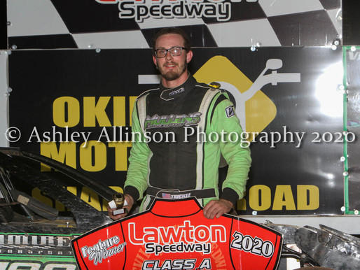 9-26-2020 winners from Lawton Speedway by Ashley Allinson