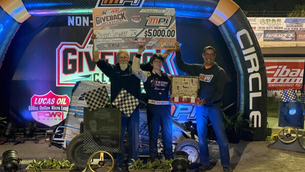 Steven Snyder Jr Snags KKM Giveback Classic presented by MPI Championship Night Honors