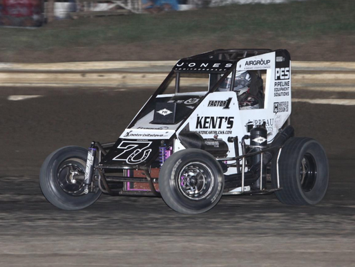 Trifecta Motorsports and Kyle Jones Triumph Creek County