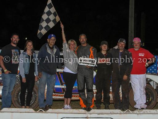 Red Dirt Raceway Winners by Ashley Allinson