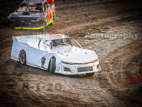 8-1-2020 action from Salina Highbanks Speedway by Brenda Dilbeck