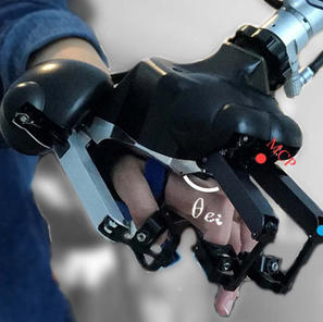 Report: D1.2 Mapping between human and robot hands