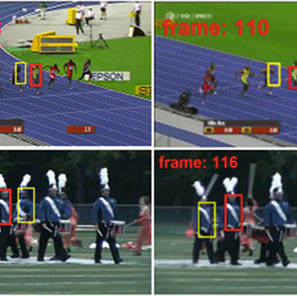 Report: D2.3 Adaptive visual tracking for arbitrary objects without training