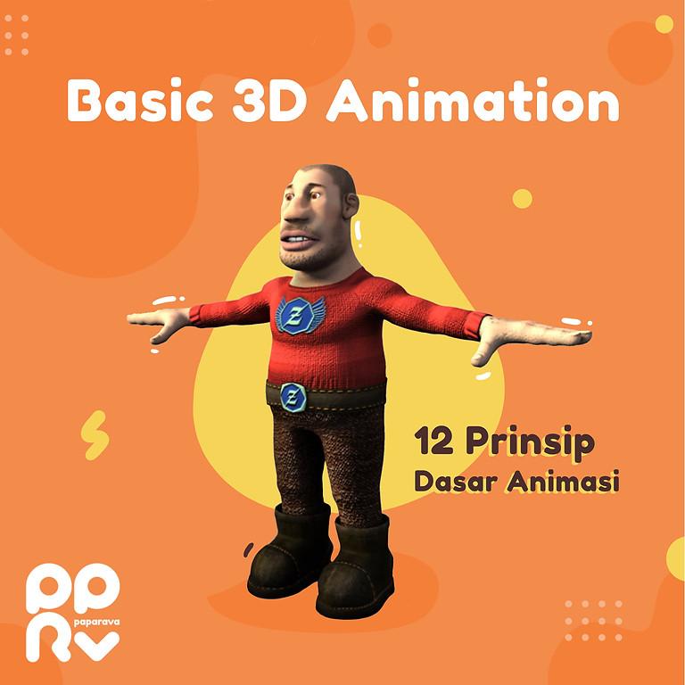 Basic 3D Animation