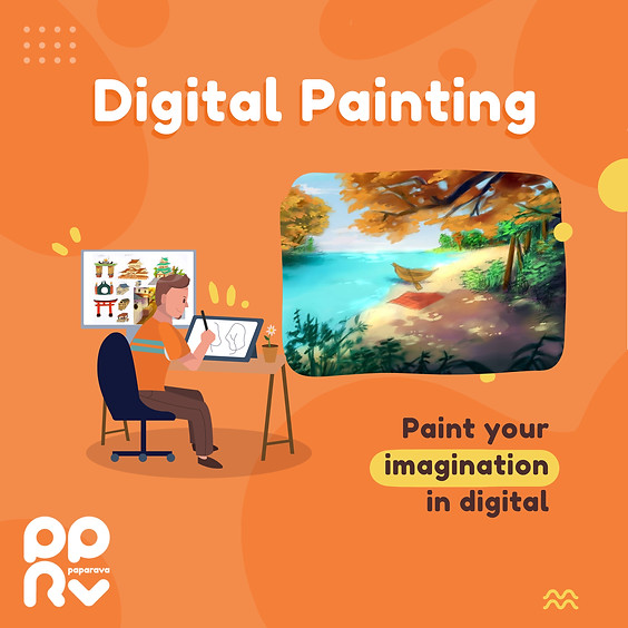 Digital Painting Class