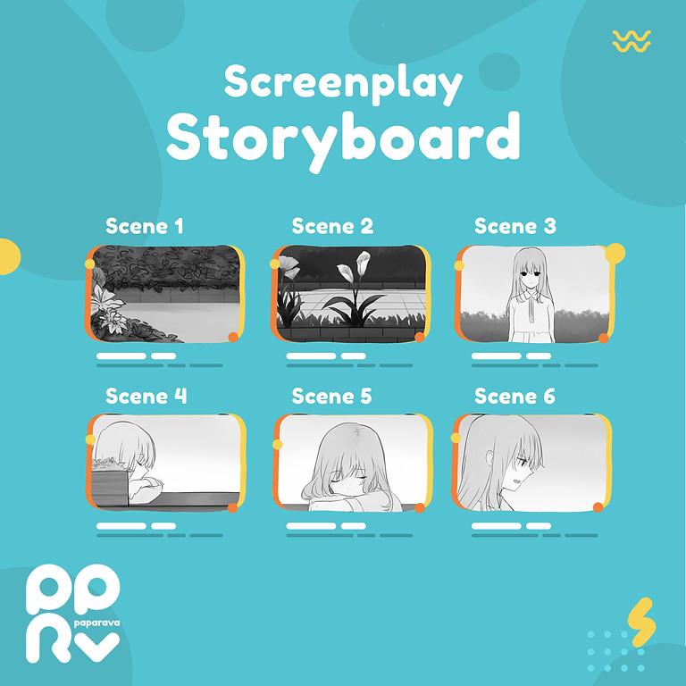 Screenplay Storyboard Class