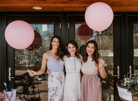 Tips on throwing an unforgettable Bridal Shower!