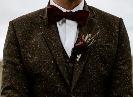 Groom Style - Inspiration for the men in our lives!