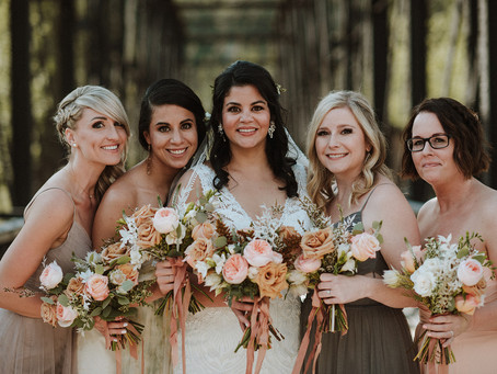 """""""Get to know us"""" Part Five - Q&A with Clarissa of Foxtail Floral Designs"""