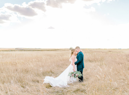 Featured - Nate & Megan's Real Wedding - Chloe Photo