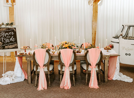 Bridal Shower Brunch - Styled Shoot Inspiration - Calgary Wedding Photographer