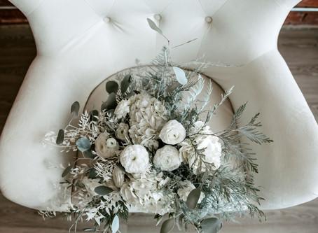 NYE en Blanc - Styled Inspiration Shoot - Calgary Wedding Photographer