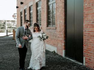 City Love - Kelsi & Peter - Calgary Wedding Photographer