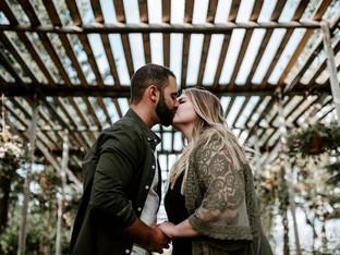 Saskatoon Farm Engagement - Elizabeth & Freddy - Calgary Wedding Photographer