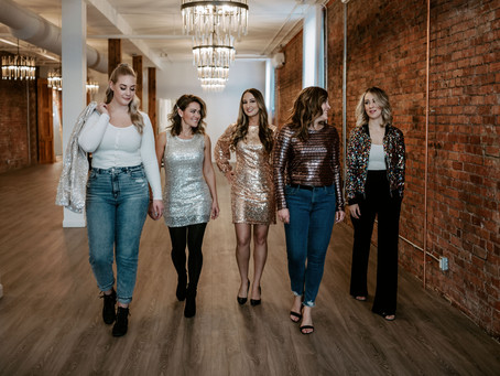 Avenue Beauty - Brand session at Venue 308- Calgary Brand Photographer