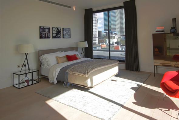 Bedroom 1 Marylebone London