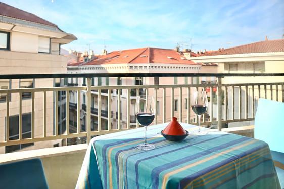 Balcony, Cannes