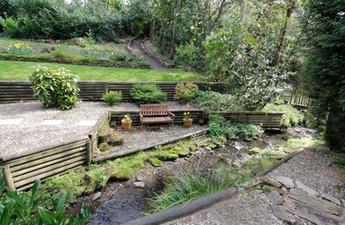 Garden, Cheshire