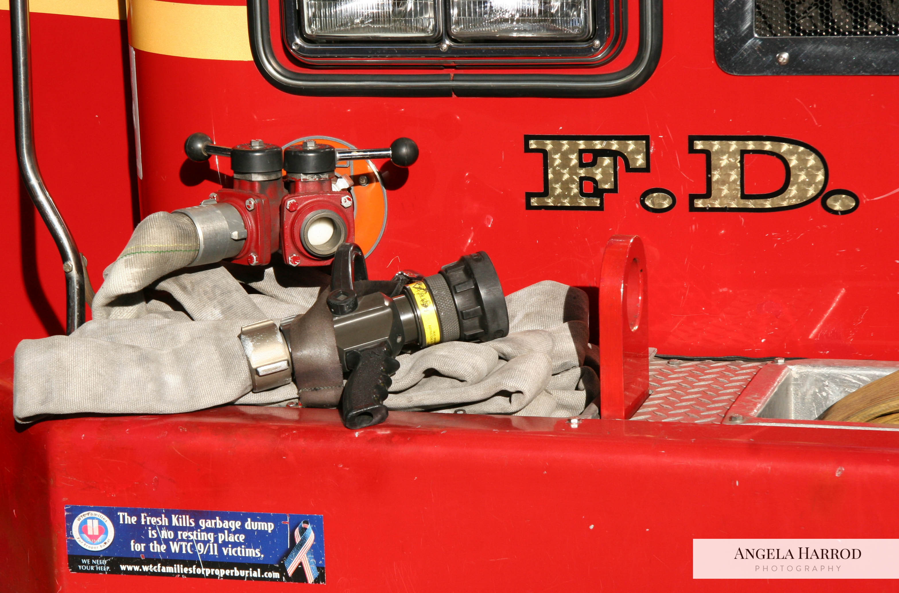 NYC Fire Truck 2