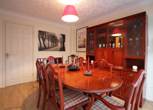 Dining Room, North Wales