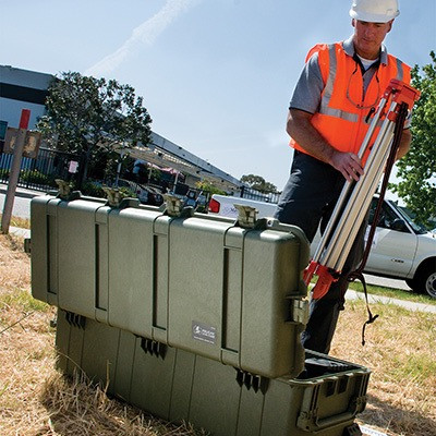 Protector Cases are watertight, crushproof, and dustproof keeping your sensitive equipment protected in all environments.