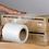 "Thumbnail: 51000 - 5"" x 80ga Stretch Wrap w/ Plastic Handle"