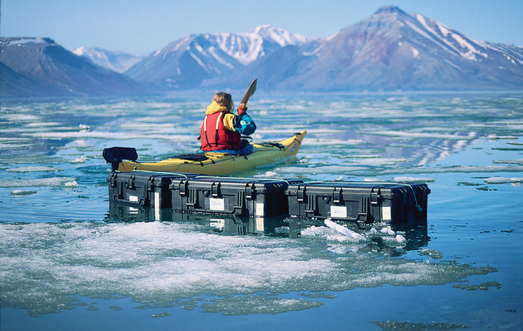 Protector Cases are designed rugged and are able to travel the harshest environments on earth.