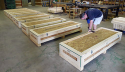 PRODUCTION CRATING
