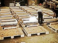 floater base pallets cushioned pallets export pallets