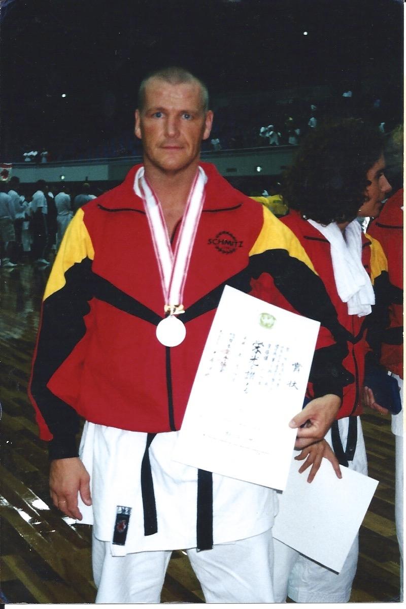Sensei Van de Walle