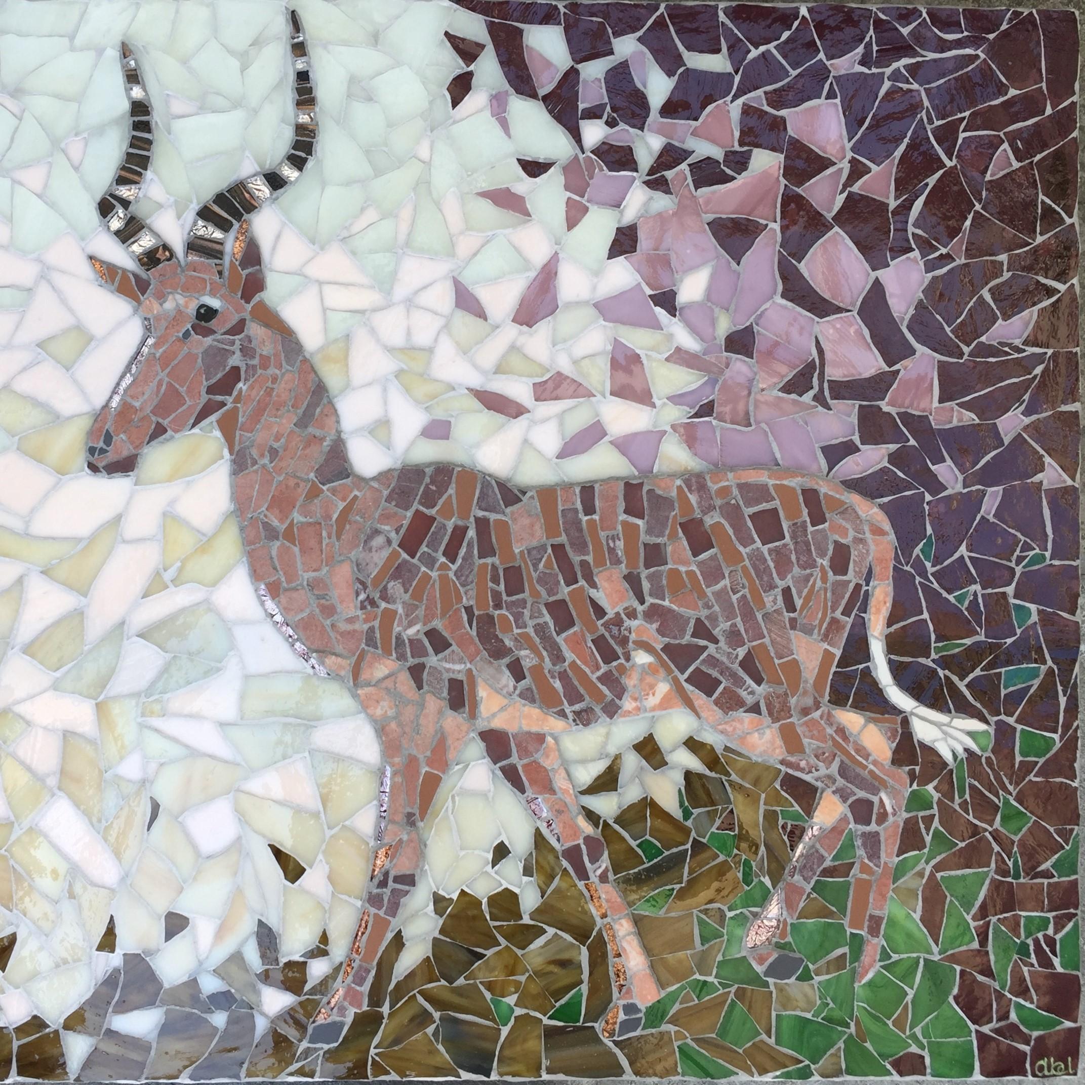 Hirola antelope