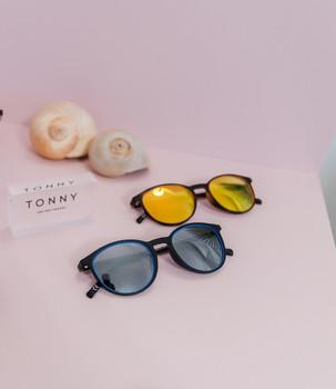 Premiera najnowszej kolekcji okularów TONNY EYEWEAR