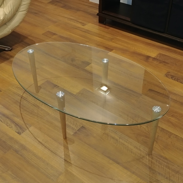 Upcycled ikea coffee table