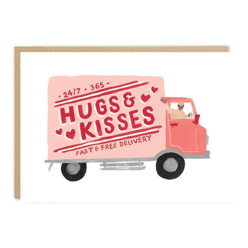 Love on truck