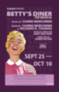 Betty's Diner Original Show Poser