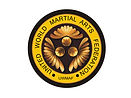 This is the UWMAF emblem which derives it origin from the Japanese royal Family indication man, the