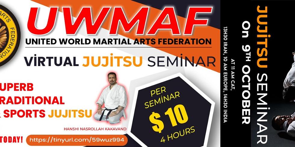 1st UWMAF Ju Jitsu Seminar Traditional and Sport