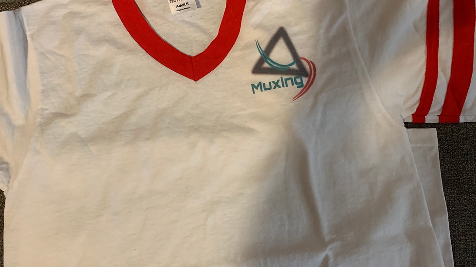 Muxing Racer Lab Coat Tee