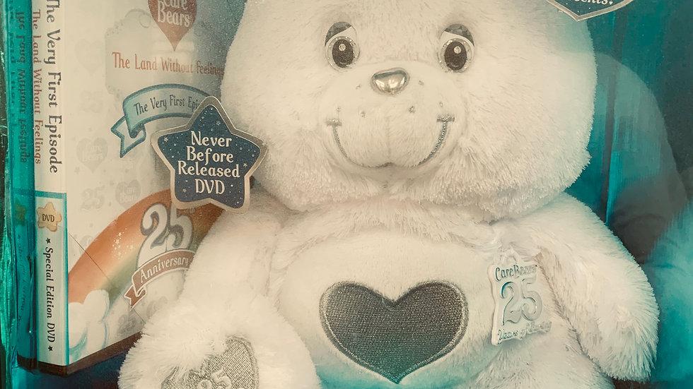 Swarovski Care Bears 25th Anniversary & DVD
