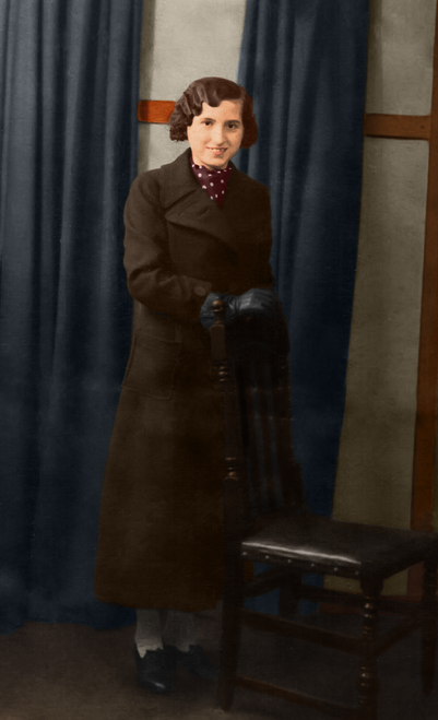 Old Photo Restored & Coloured