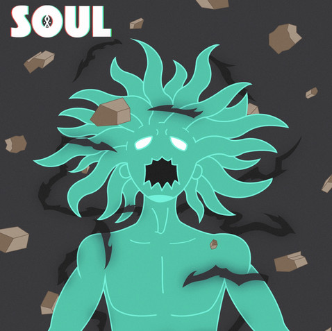 SOUL CHARACTER POSTER